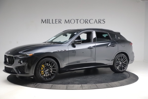 New 2021 Maserati Levante S Q4 GranSport for sale $107,135 at Maserati of Greenwich in Greenwich CT 06830 2