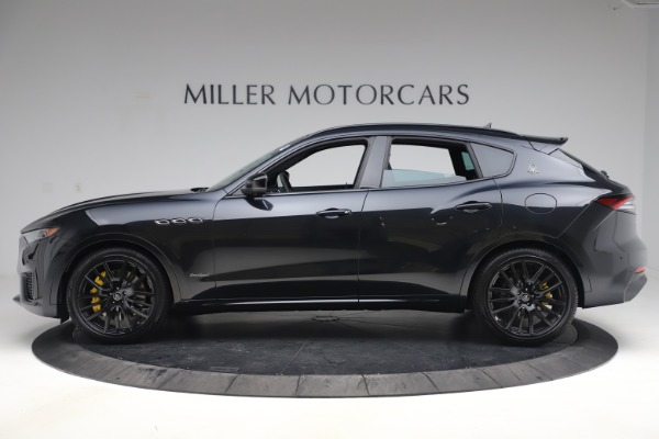 New 2021 Maserati Levante S Q4 GranSport for sale $107,135 at Maserati of Greenwich in Greenwich CT 06830 3