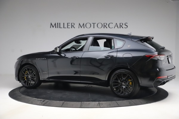 New 2021 Maserati Levante S Q4 GranSport for sale $107,135 at Maserati of Greenwich in Greenwich CT 06830 4