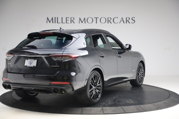 New 2021 Maserati Levante S Q4 GranSport for sale $107,135 at Maserati of Greenwich in Greenwich CT 06830 7