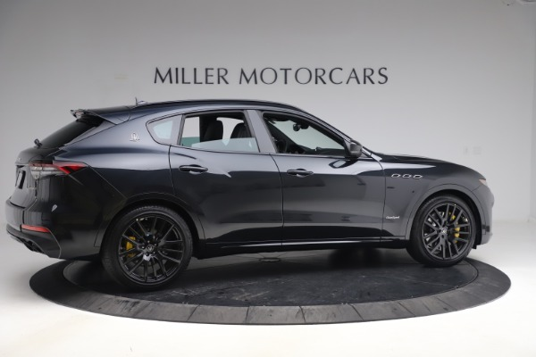 New 2021 Maserati Levante S Q4 GranSport for sale $107,135 at Maserati of Greenwich in Greenwich CT 06830 8