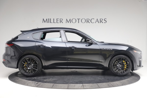 New 2021 Maserati Levante S Q4 GranSport for sale $107,135 at Maserati of Greenwich in Greenwich CT 06830 9