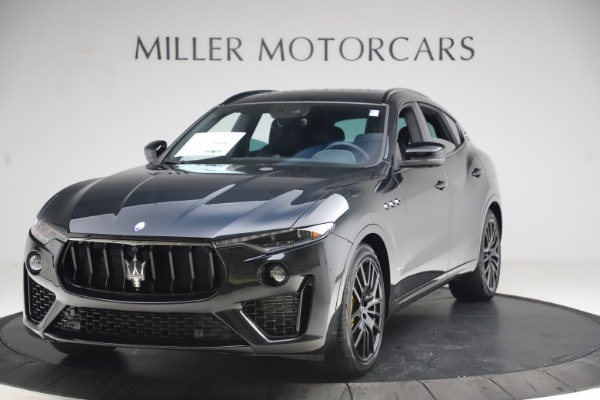 New 2021 Maserati Levante S Q4 GranSport for sale $107,135 at Maserati of Greenwich in Greenwich CT 06830 1
