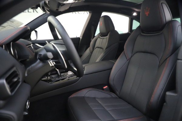 New 2021 Maserati Levante Q4 GranSport for sale $92,485 at Maserati of Greenwich in Greenwich CT 06830 13