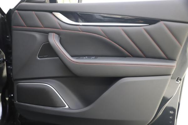 New 2021 Maserati Levante Q4 GranSport for sale $92,485 at Maserati of Greenwich in Greenwich CT 06830 19