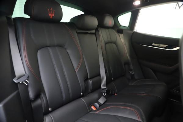New 2021 Maserati Levante Q4 GranSport for sale $92,485 at Maserati of Greenwich in Greenwich CT 06830 20