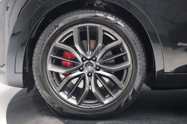 New 2021 Maserati Levante Q4 GranSport for sale $92,485 at Maserati of Greenwich in Greenwich CT 06830 26