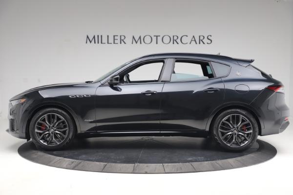 New 2021 Maserati Levante Q4 GranSport for sale $92,485 at Maserati of Greenwich in Greenwich CT 06830 3