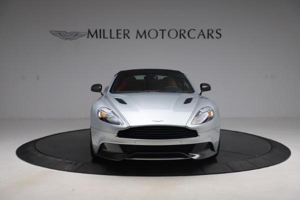 Used 2014 Aston Martin Vanquish Volante for sale $129,900 at Maserati of Greenwich in Greenwich CT 06830 13