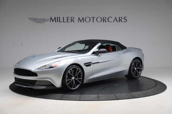Used 2014 Aston Martin Vanquish Volante for sale $129,900 at Maserati of Greenwich in Greenwich CT 06830 15