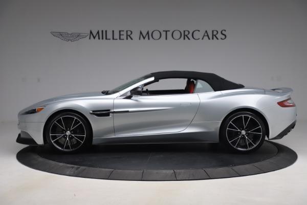 Used 2014 Aston Martin Vanquish Volante for sale $129,900 at Maserati of Greenwich in Greenwich CT 06830 16