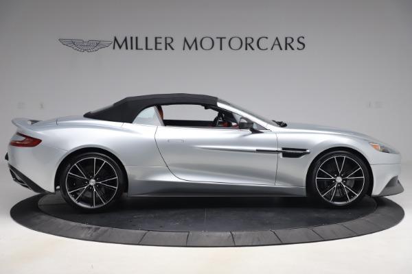 Used 2014 Aston Martin Vanquish Volante for sale $129,900 at Maserati of Greenwich in Greenwich CT 06830 17
