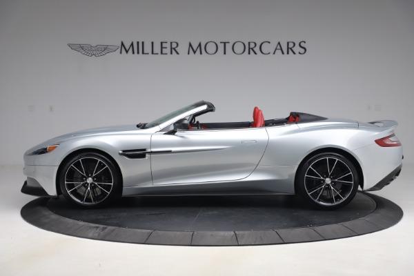 Used 2014 Aston Martin Vanquish Volante for sale $129,900 at Maserati of Greenwich in Greenwich CT 06830 2