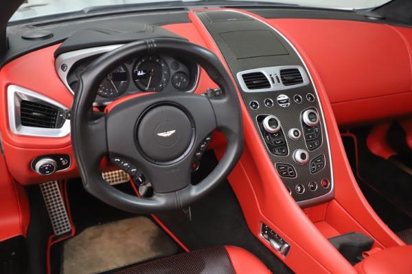 Used 2014 Aston Martin Vanquish Volante for sale $129,900 at Maserati of Greenwich in Greenwich CT 06830 21