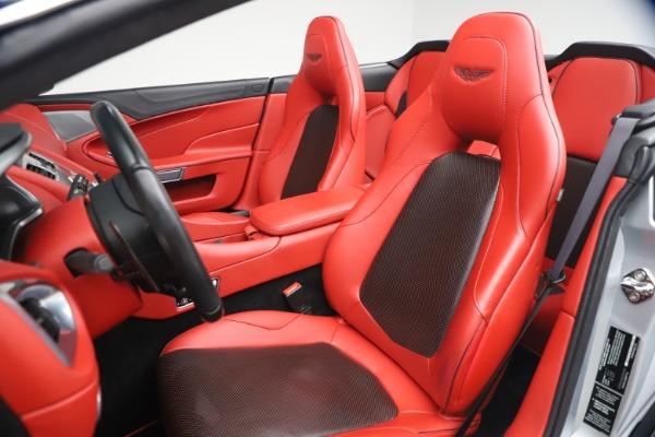 Used 2014 Aston Martin Vanquish Volante for sale $129,900 at Maserati of Greenwich in Greenwich CT 06830 22