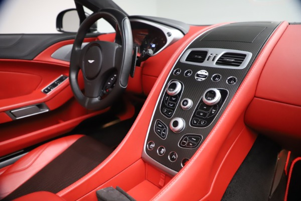 Used 2014 Aston Martin Vanquish Volante for sale $129,900 at Maserati of Greenwich in Greenwich CT 06830 25