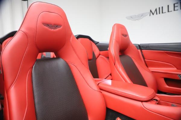 Used 2014 Aston Martin Vanquish Volante for sale $129,900 at Maserati of Greenwich in Greenwich CT 06830 26