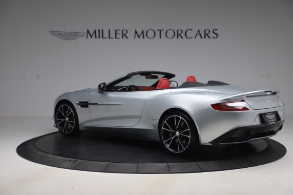 Used 2014 Aston Martin Vanquish Volante for sale $129,900 at Maserati of Greenwich in Greenwich CT 06830 3