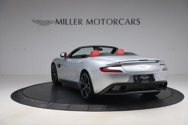 Used 2014 Aston Martin Vanquish Volante for sale $129,900 at Maserati of Greenwich in Greenwich CT 06830 4
