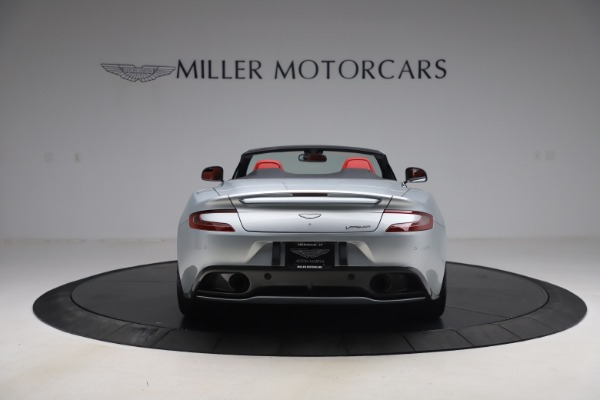 Used 2014 Aston Martin Vanquish Volante for sale $129,900 at Maserati of Greenwich in Greenwich CT 06830 5