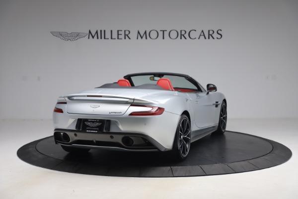Used 2014 Aston Martin Vanquish Volante for sale $129,900 at Maserati of Greenwich in Greenwich CT 06830 6