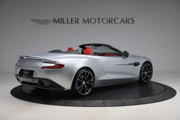 Used 2014 Aston Martin Vanquish Volante for sale $129,900 at Maserati of Greenwich in Greenwich CT 06830 7