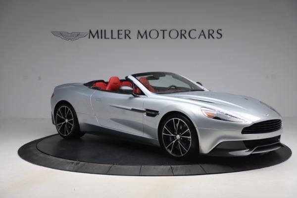 Used 2014 Aston Martin Vanquish Volante for sale $129,900 at Maserati of Greenwich in Greenwich CT 06830 9