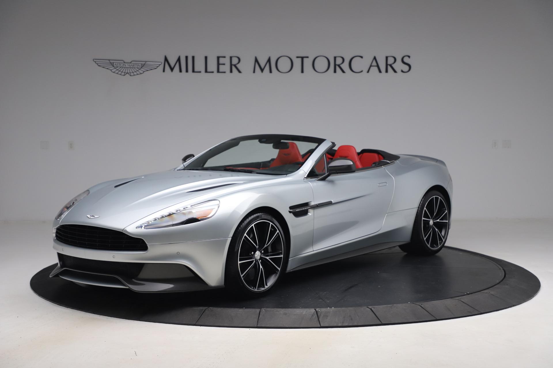 Used 2014 Aston Martin Vanquish Volante for sale $129,900 at Maserati of Greenwich in Greenwich CT 06830 1
