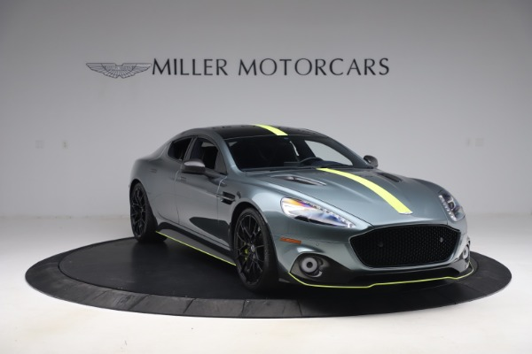Used 2019 Aston Martin Rapide AMR Sedan for sale $187,900 at Maserati of Greenwich in Greenwich CT 06830 10