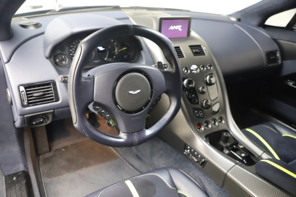 Used 2019 Aston Martin Rapide AMR Sedan for sale $187,900 at Maserati of Greenwich in Greenwich CT 06830 13