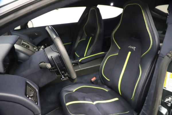 Used 2019 Aston Martin Rapide AMR Sedan for sale $187,900 at Maserati of Greenwich in Greenwich CT 06830 14