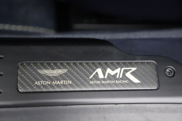 Used 2019 Aston Martin Rapide AMR Sedan for sale $187,900 at Maserati of Greenwich in Greenwich CT 06830 15