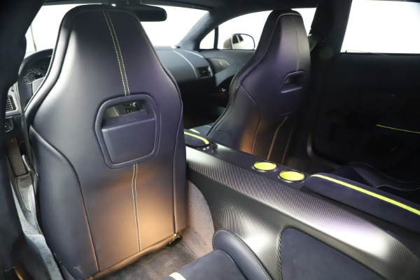 Used 2019 Aston Martin Rapide AMR Sedan for sale $187,900 at Maserati of Greenwich in Greenwich CT 06830 18