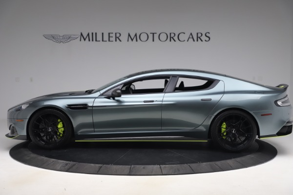 Used 2019 Aston Martin Rapide AMR Sedan for sale $187,900 at Maserati of Greenwich in Greenwich CT 06830 2