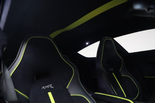 Used 2019 Aston Martin Rapide AMR Sedan for sale $187,900 at Maserati of Greenwich in Greenwich CT 06830 23