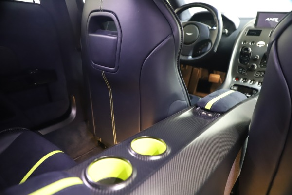 Used 2019 Aston Martin Rapide AMR Sedan for sale $187,900 at Maserati of Greenwich in Greenwich CT 06830 25