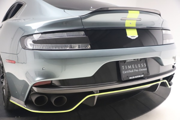 Used 2019 Aston Martin Rapide AMR Sedan for sale $187,900 at Maserati of Greenwich in Greenwich CT 06830 26