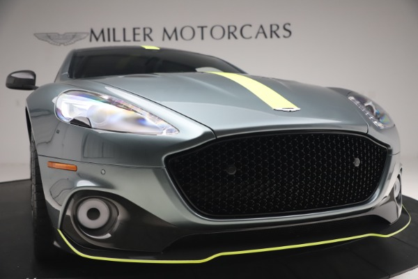 Used 2019 Aston Martin Rapide AMR Sedan for sale $187,900 at Maserati of Greenwich in Greenwich CT 06830 27