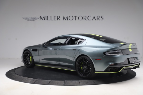 Used 2019 Aston Martin Rapide AMR Sedan for sale $187,900 at Maserati of Greenwich in Greenwich CT 06830 3