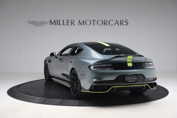 Used 2019 Aston Martin Rapide AMR Sedan for sale $187,900 at Maserati of Greenwich in Greenwich CT 06830 4
