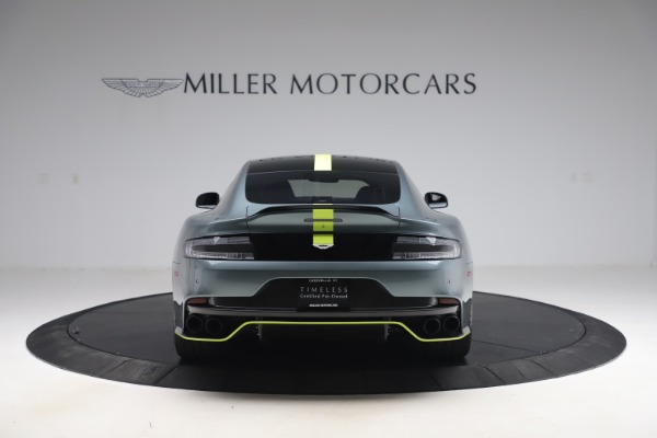 Used 2019 Aston Martin Rapide AMR Sedan for sale $187,900 at Maserati of Greenwich in Greenwich CT 06830 5