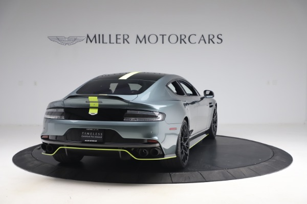 Used 2019 Aston Martin Rapide AMR Sedan for sale $187,900 at Maserati of Greenwich in Greenwich CT 06830 6