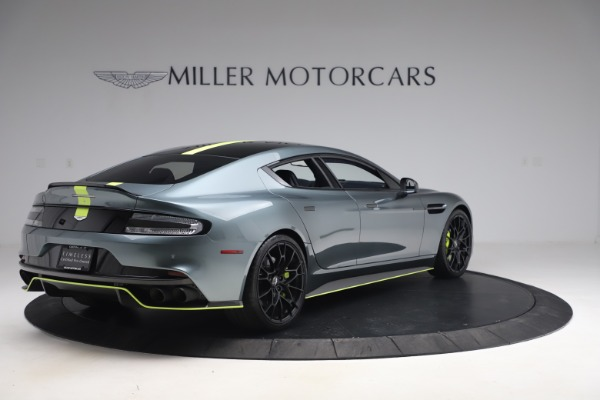 Used 2019 Aston Martin Rapide AMR Sedan for sale $187,900 at Maserati of Greenwich in Greenwich CT 06830 7