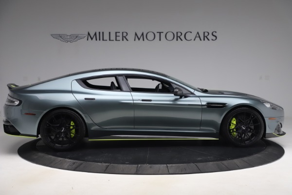 Used 2019 Aston Martin Rapide AMR Sedan for sale $187,900 at Maserati of Greenwich in Greenwich CT 06830 8