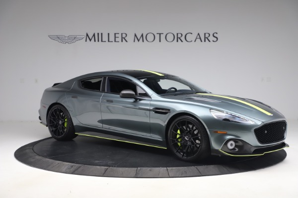 Used 2019 Aston Martin Rapide AMR Sedan for sale $187,900 at Maserati of Greenwich in Greenwich CT 06830 9