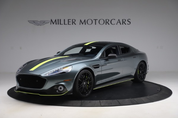Used 2019 Aston Martin Rapide AMR Sedan for sale $187,900 at Maserati of Greenwich in Greenwich CT 06830 1