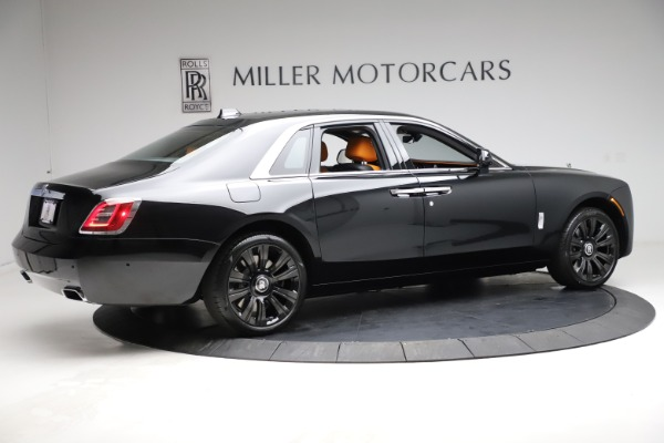 New 2021 Rolls-Royce Ghost for sale Sold at Maserati of Greenwich in Greenwich CT 06830 10