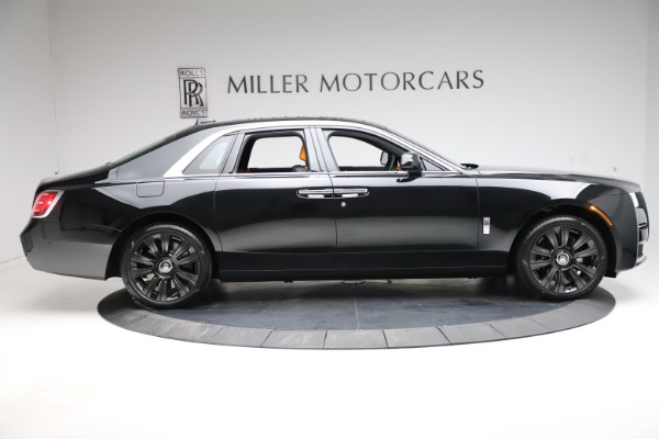 New 2021 Rolls-Royce Ghost for sale Sold at Maserati of Greenwich in Greenwich CT 06830 11