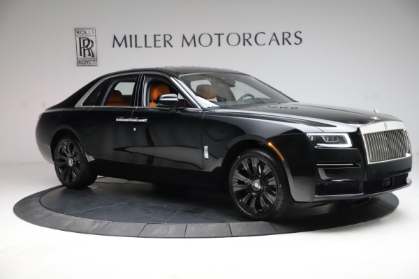 New 2021 Rolls-Royce Ghost for sale Sold at Maserati of Greenwich in Greenwich CT 06830 13