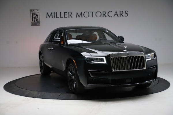 New 2021 Rolls-Royce Ghost for sale Sold at Maserati of Greenwich in Greenwich CT 06830 14